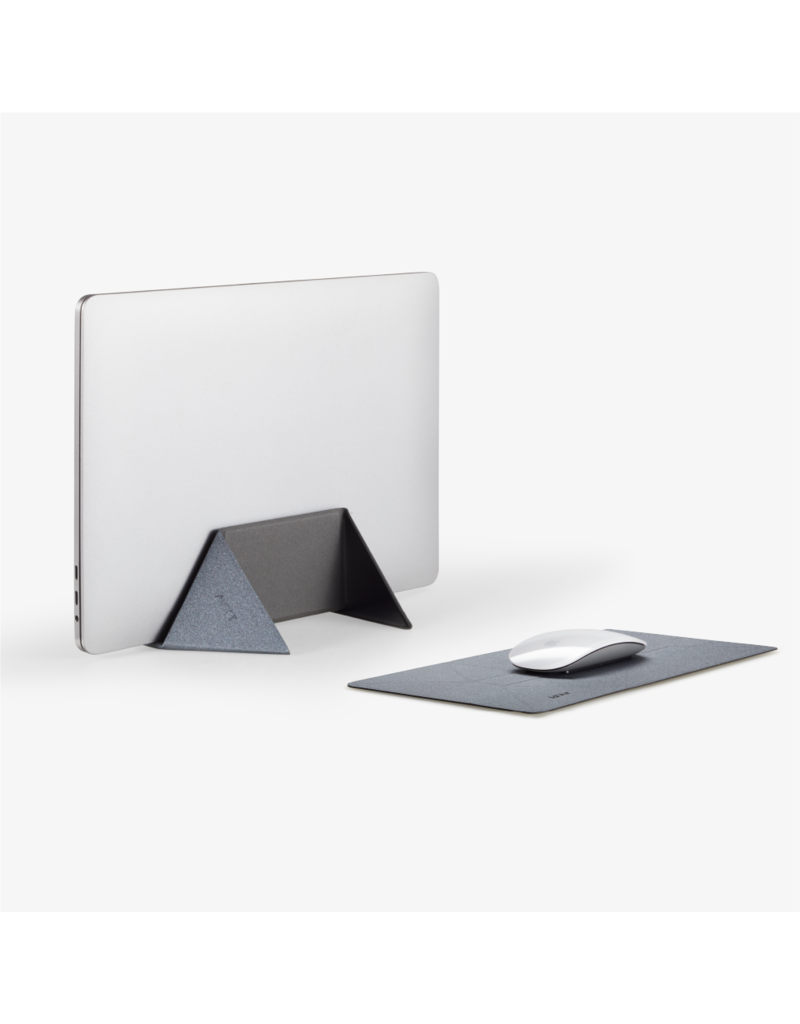 Moft Moft Vertical Laptop Stand and Holder - Gray