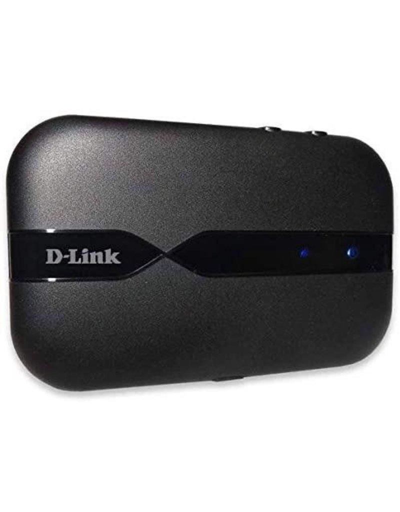 D-Link D-Link 4G Lte Mobile Router - Black