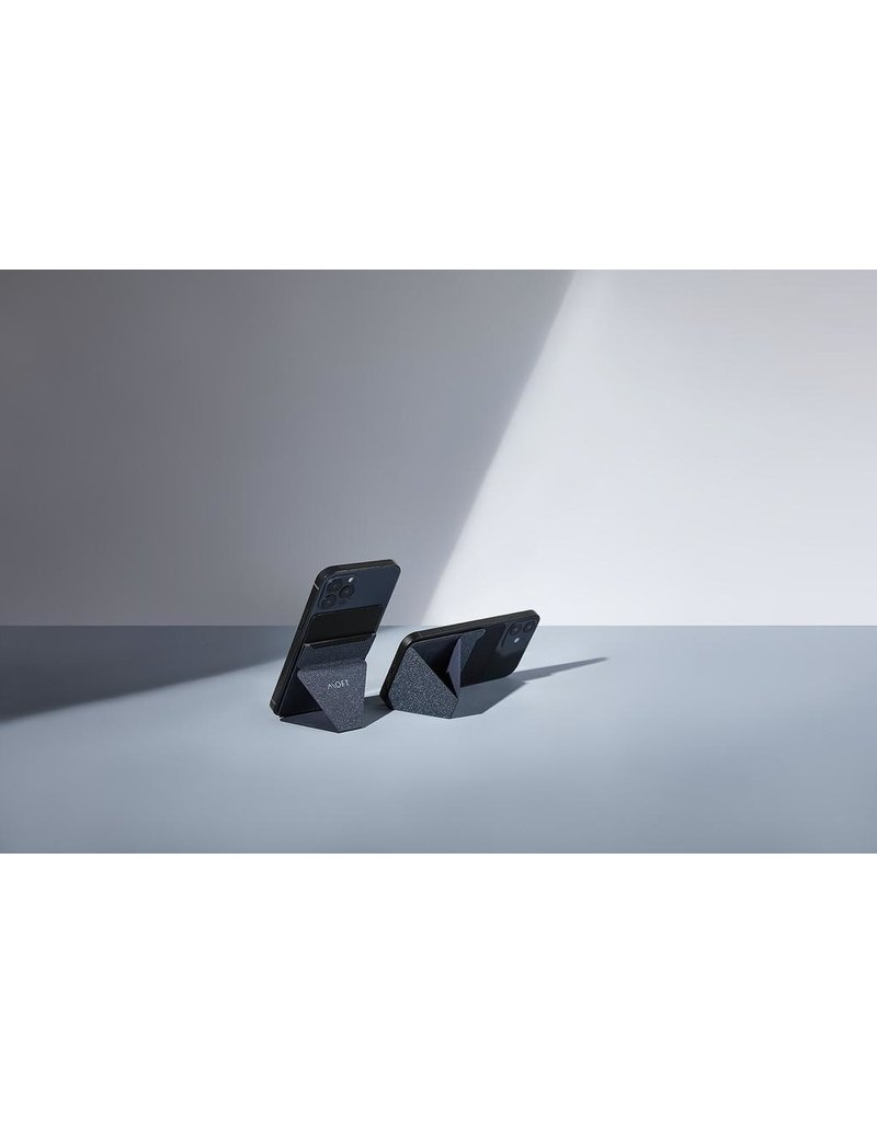Moft Moft X Adhesive Phone Stand and Wallet With Magnetic - Gray