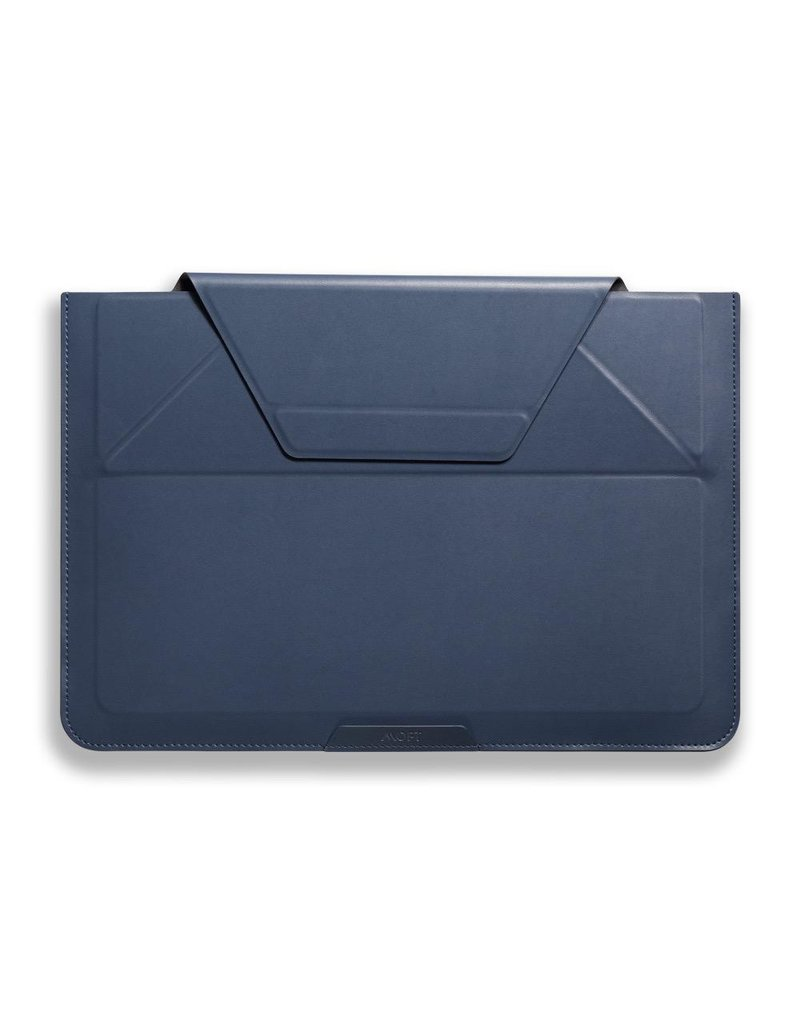 "Moft Moft Carry Sleeve/Stand for 15""-16"" laptops - Navy Blue"