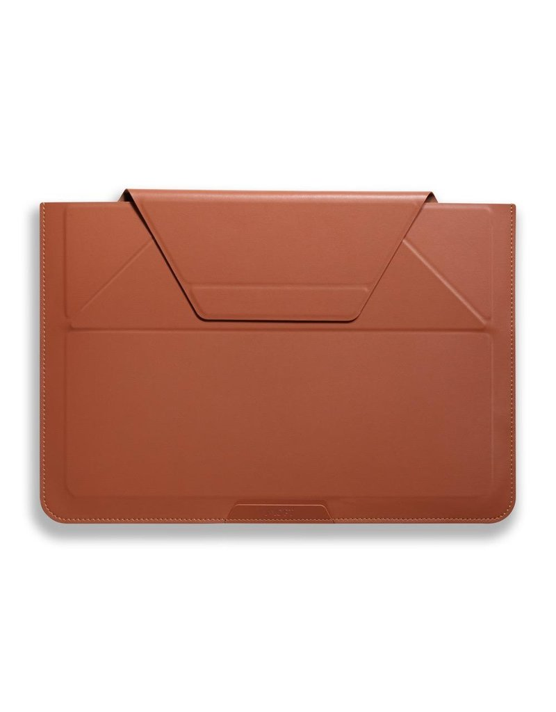 """Moft Moft Carry Sleeve/Stand for 15""""-16"""" laptops - Brwon"""