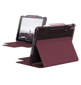 UAG UAG U Lucent Case for Apple iPad 10.2 - Aubergine and Dusty Rose