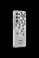 Kate Spade Kate Spade Hardshell Case for Samsung Galaxy S21 Ultra 5G - Scatterd Flowers