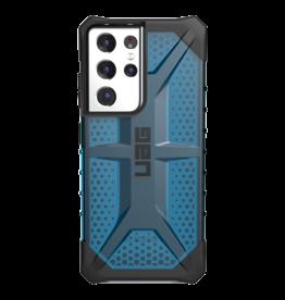 UAG UAG Plasma Case for Samsung Galaxy S21 Ultra 5G - Mallard and Black