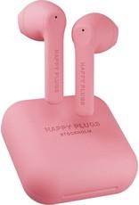 Happy Plugs Happy Plugs Air 1 Go True Wireless Headphones - Peach