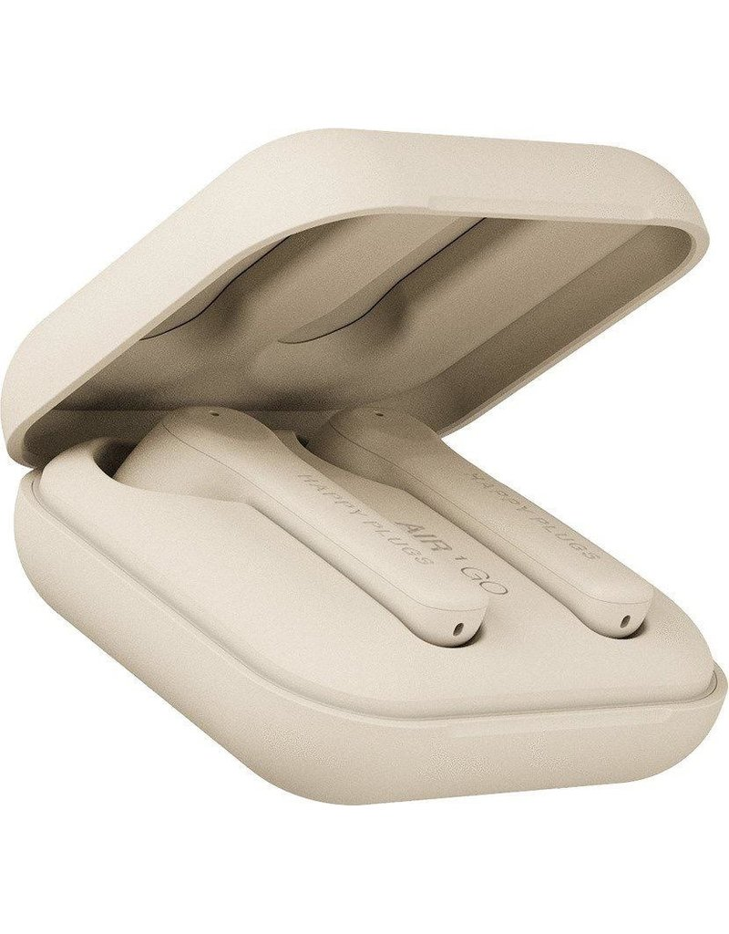 Happy Plugs Happy Plugs Air 1 Go True Wireless Headphone - Nude