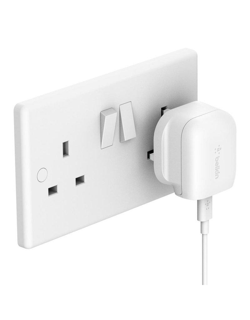 Belkin Belkin Boost Wall Charger USB-C 20W PD  - White