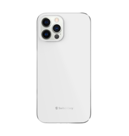 SwitchEasy SwitchEasy Nude Case for iPhone 12 / 12 Pro- Star White