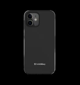SwitchEasy SwitchEasy NudeCase for iPhone 12 Mini - Star Black