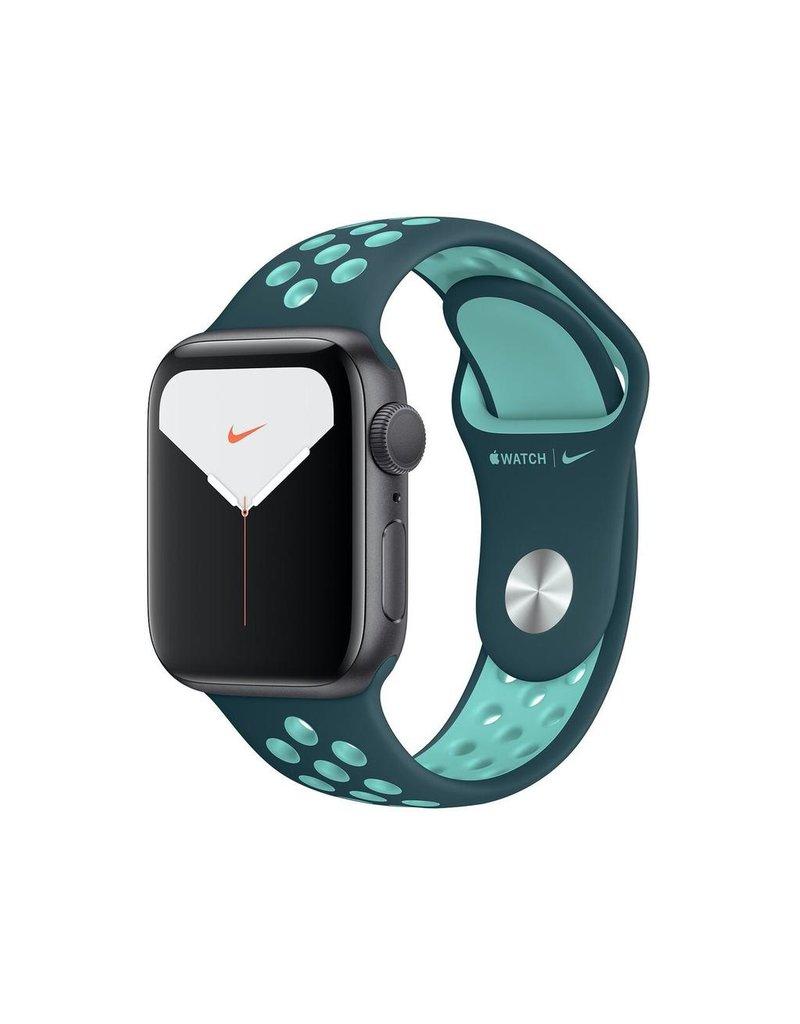 Apple Apple Watch Nike Sport Band Regular 38/40mm  - Midnight Turqoise