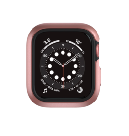 SwitchEasy SwitchEasy Odyssey Metail Case for Apple Watch 44mm  - Space Rose Gold
