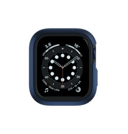 SwitchEasy SwitchEasy Odyssey Metail Case for Apple Watch 44mm- Blue