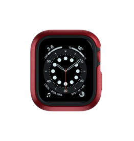 SwitchEasy SwitchEasy Odyssey Metail Case for Apple Watch 44mm- Red