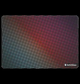 "SwitchEasy SwitchEasy Dots Case for 2020-2018 MacBook Air 13"" - Rainbo"