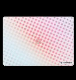 """SwitchEasy SwitchEasy Dots Case for 2020-2018 MacBook Pro 13"""" - Aurora"""