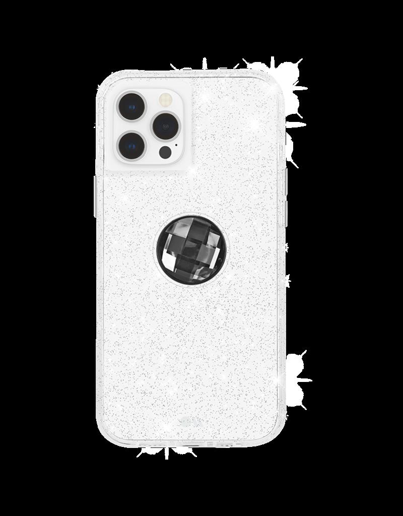 Case Mate Case Mate Crystal Minis Detachable Phone Grip - Black