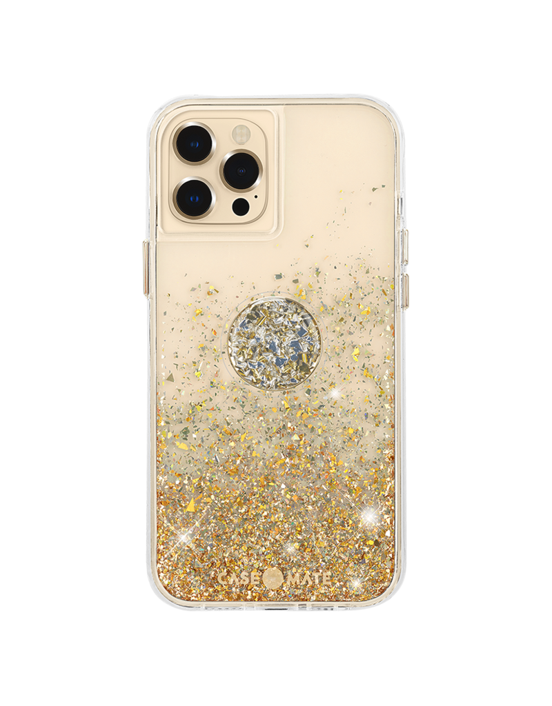 Case Mate Case Mate Twinkle Minis Detachable Phone Grip - Gold