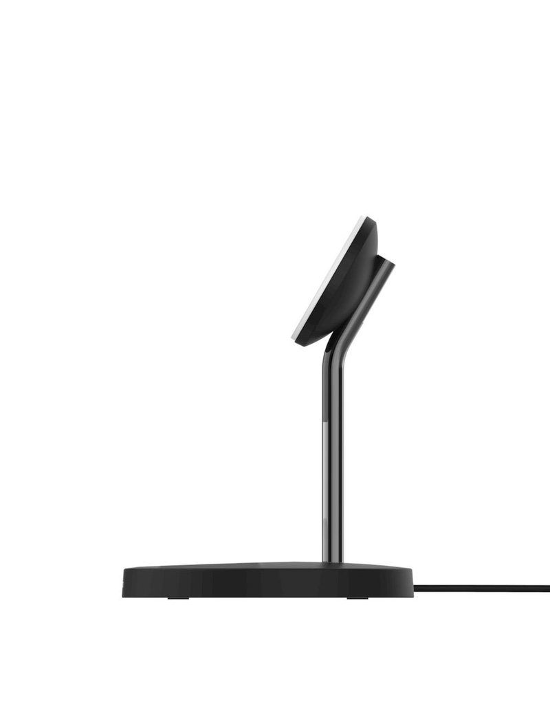 Belkin Belkin Boost Charge Pro 2-In-1 MagSafe Wireless Charging  Stand - Black