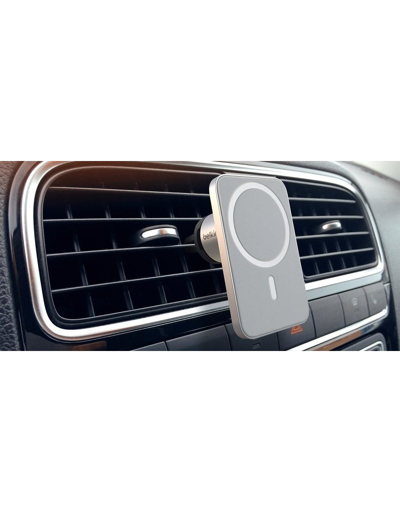 Belkin Belkin Car Vent Mount Pro with MagSafe - Grey