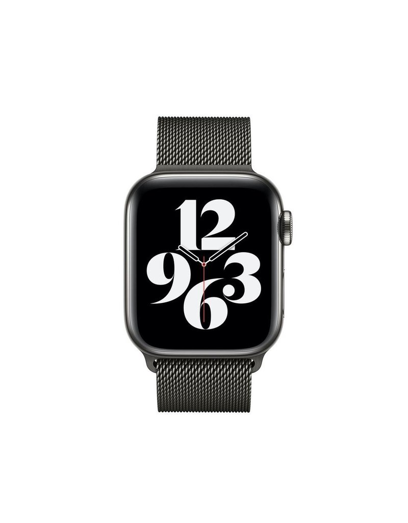 Apple Apple Watch Stainless Steel Milanese Loop 38/40mm - Graphite
