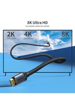 Choetech Choetech HDR 8K HDMI Cable 2M - Black