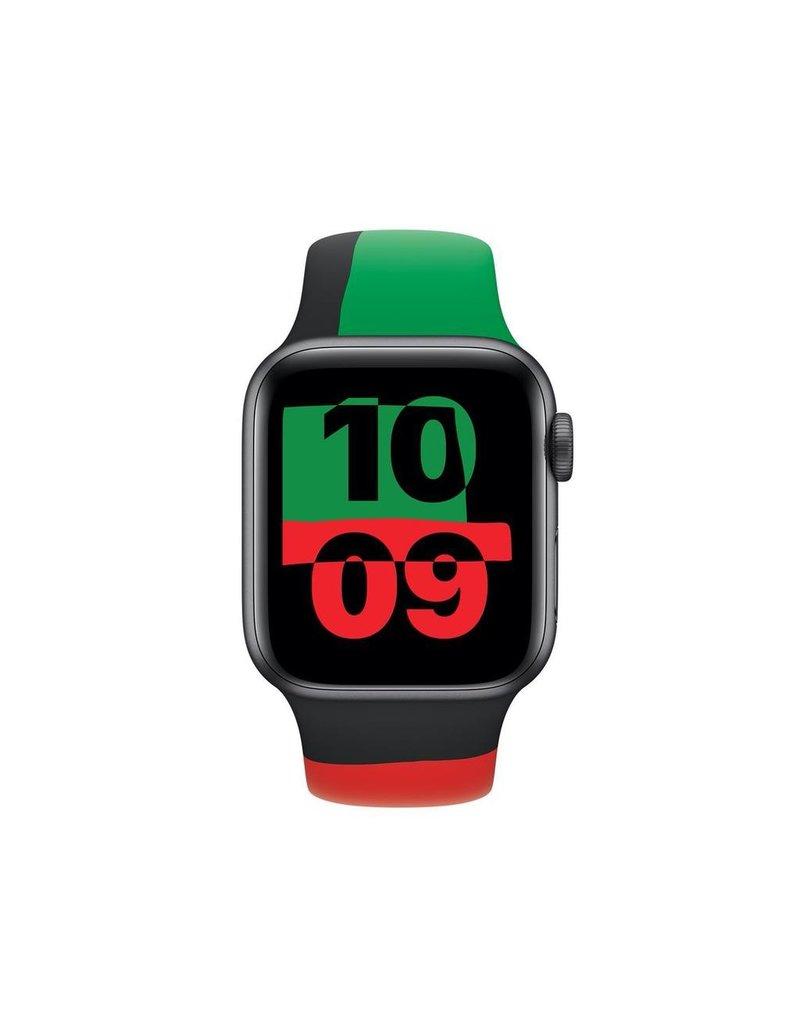 Apple Apple Watch Sport Band Regular 38/40mm - Black Unity