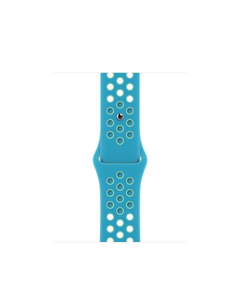Apple Apple Watch Nike Sport Band 38/40mm - Chlorine Blue/ Green Glow