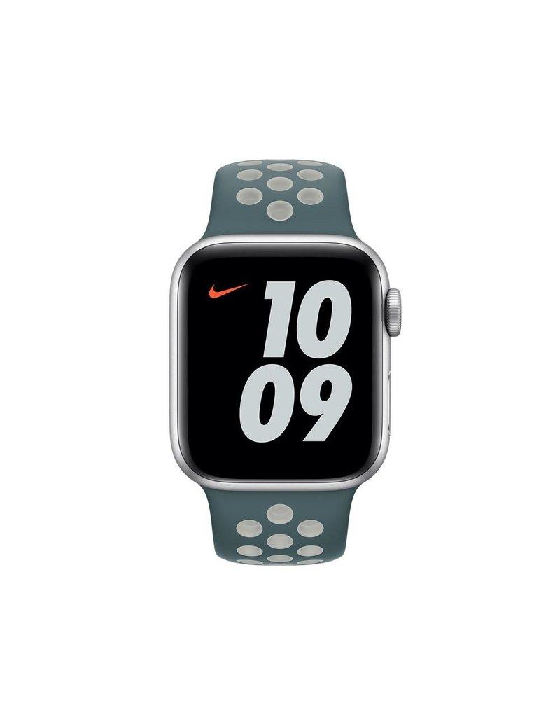 Apple Apple Watch Nike Sport Band 38/40mm - Hasta / Light Silver