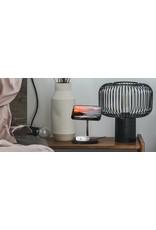Belkin Belkin Boost Charge Pro 2-In-1 MagSafe Wireless Charging Stand UK Plug - Black