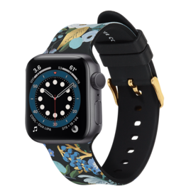 Rifle Paper Co Watch Band For Apple Watch 38mm / 40mm - Graden Party Blue