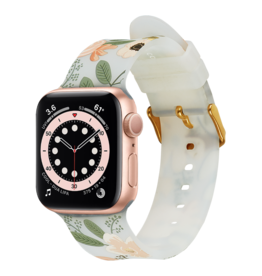 Rifle Paper Co Watch Band For Apple Watch 42mm / 44mm - Wild Flowers