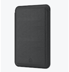SwitchEasy SwitchEasy MagWallet Leather Wallet with MagSafe for iPhone 12 / 12 Pro / 12 Pro Max - Black