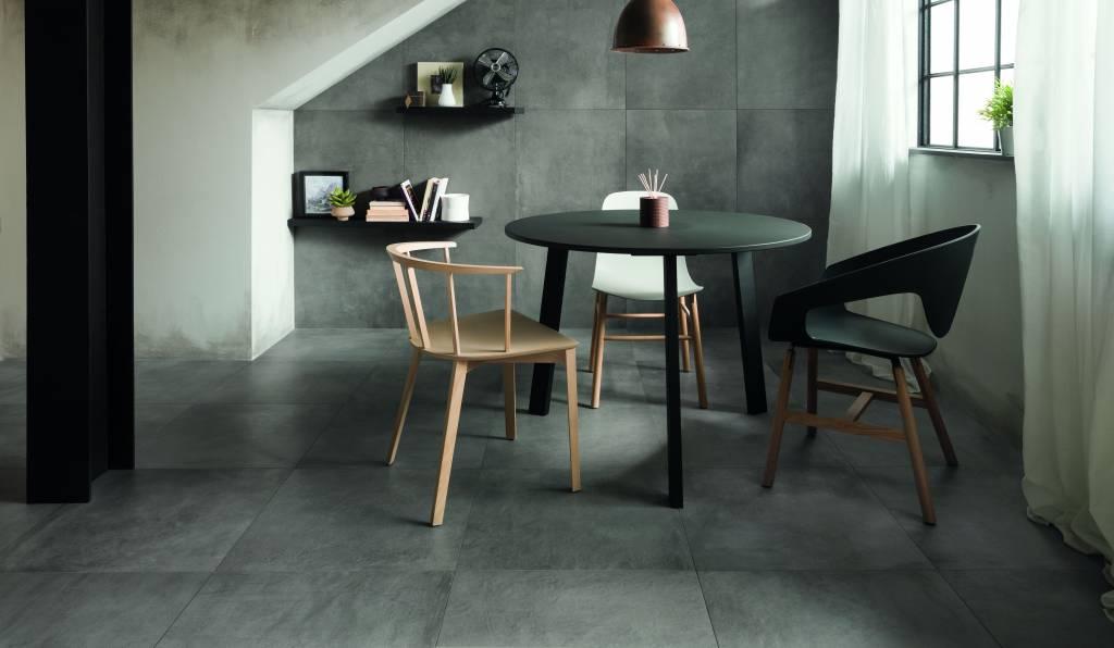 Sier iedere ruimte met betonlook tegels