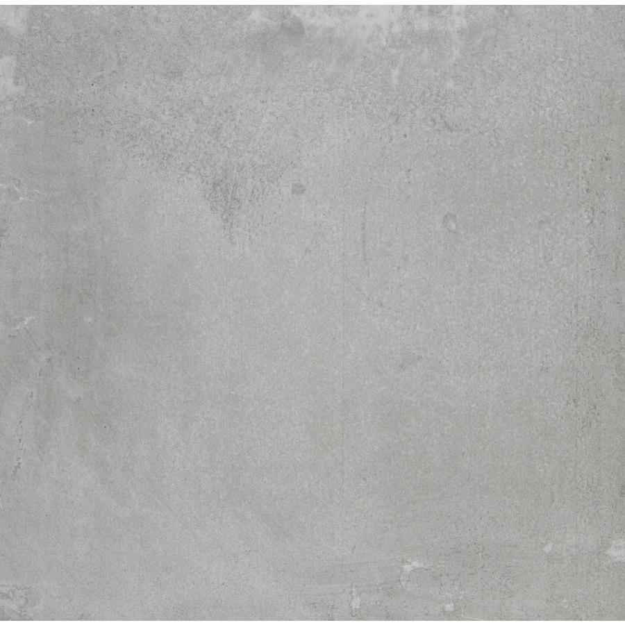 Vloertegel: Rak Cementina Light grey 60x60cm