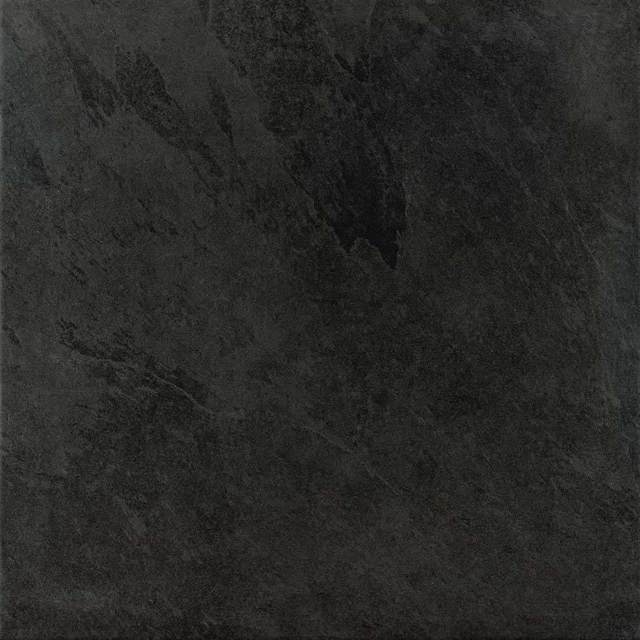 Vloertegel: Caesar Slab Zwart 60x60cm