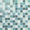 Dekostock Mozaiek: Dekostock Sky Blauw 29,8x29,8cm