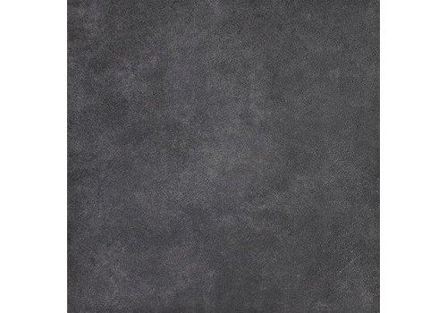 Vloertegel: Nordceram Gent Grijs 60x60cm