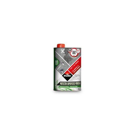 Rubi vlekkenbeschermer 1 lt RP-50 voor poreuze oppervlakken