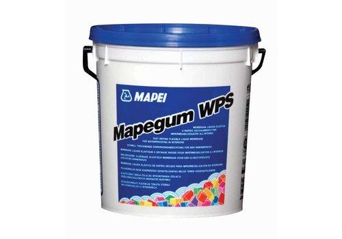 Mapei Mapegum WPS 5 kg met mapeband en blokwitter