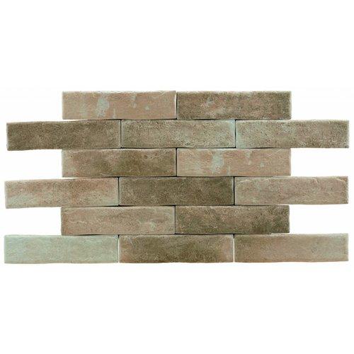 Brick: Pamesa Brickwall Sand 7x28cm