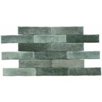 Brick: Pamesa Brickwall Grijs 7x28cm