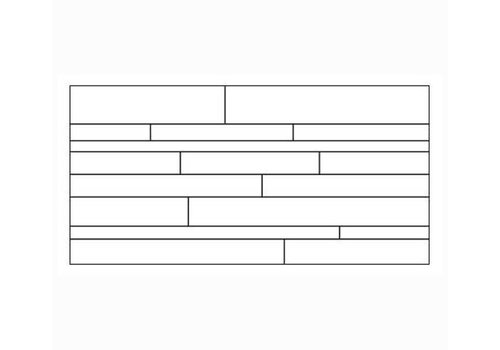 Brick: Pastorelli View Brick black 30x60cm