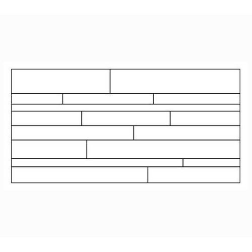 Brick: Pastorelli View Brick white 30x60cm