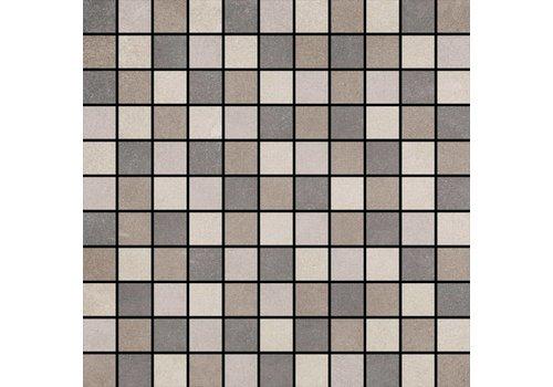 Mozaiek: Aleluia Avenue Mix 29,5x29,5cm
