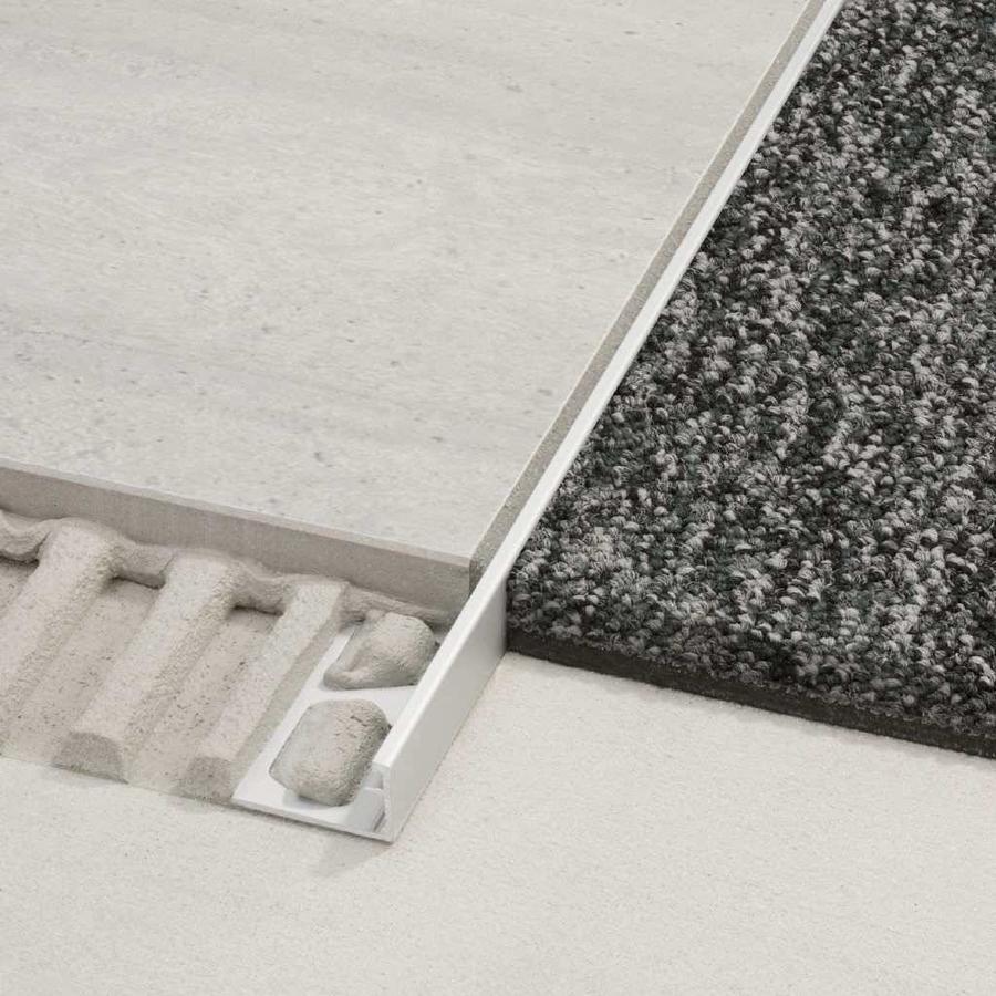 Schluter SCHIENE-AE 8x3000 mm alu profiel geanod AE80300