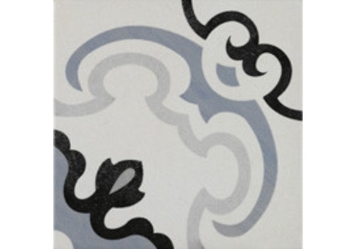 Vloertegel: Pamesa Art Wit 22,3x22,3cm