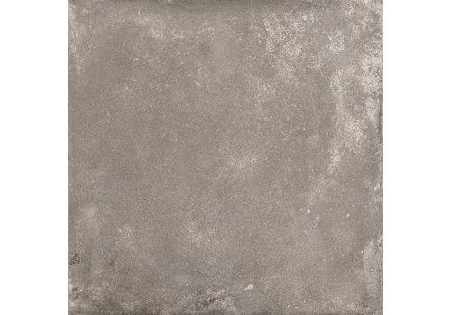 Vloertegel: Flaviker Backstage Graphite 60x60cm