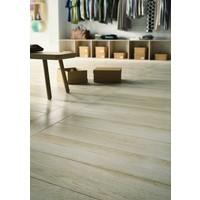 Houtlook: Ragno Woodplace Bianco 20x120cm
