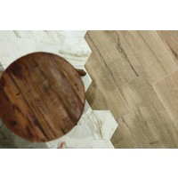 Houtlook: Ragno Woodtale Nocciola 30x120cm