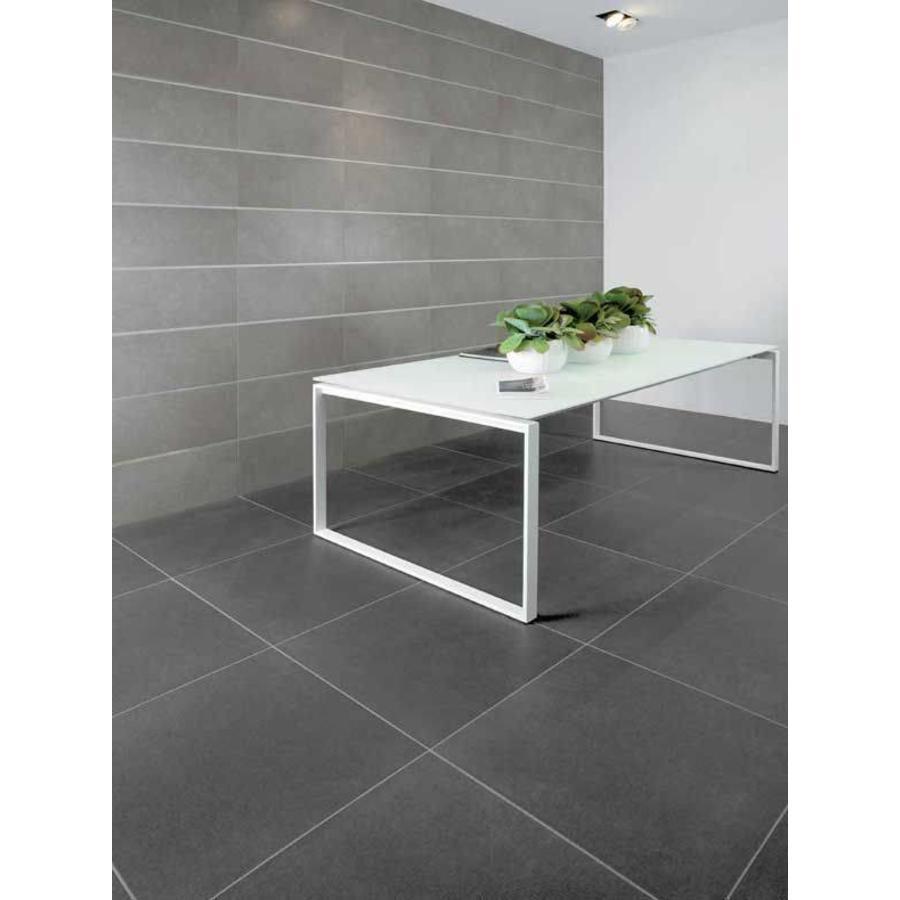 Vloertegel: Pastorelli Loft Antracite 30x60cm